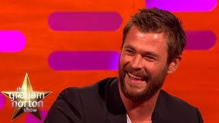 Best of Chris Hemsworth on The Graham Norton Show