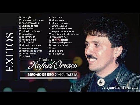 27 Grandes Exitos Rafael Orozco