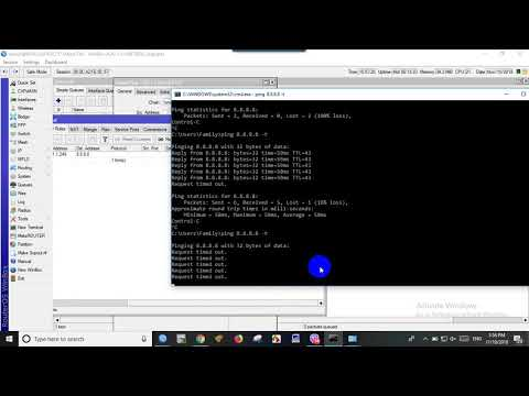 How to block keyword or content in Mikrotik - смотреть
