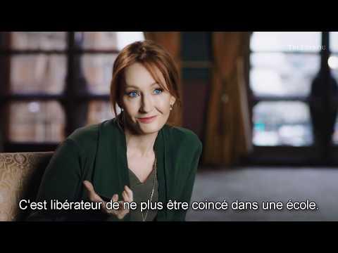 Vidéo de J. K. Rowling