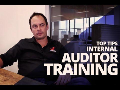 Internal Auditor Training | Top Tips Internal Auditor ISO 9001 ...