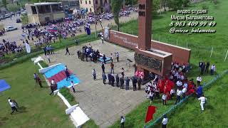 9 Май Парад победы в Касумкенте
