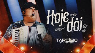HOJE DÓI - Tarcísio do Acordeon (Clipe Oficial - DVD)