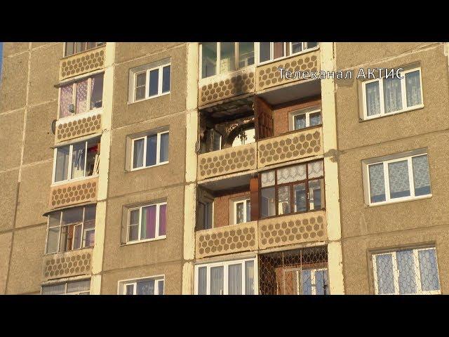 Из-за пожара эвакуировали 10 человек