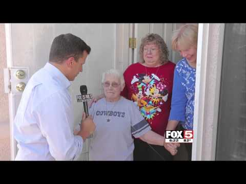 FOX5 Surprise Squad - A Story of Love, Faith and Comfort