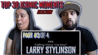 TOP 30 ICONIC LARRY STYLINSON MOMENTS   PART 3 | REACTION