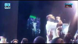 DAVIDO SURPRISES FANS AT KENNY BLAQ'S OXYMORON 2018 *A MUST WATCH*