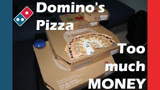 Domino's Pizza! Είναι τόσο καλή?