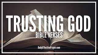Bible Verses On Trusting God | Scriptures For Trust In The Lord (Audio Bible)