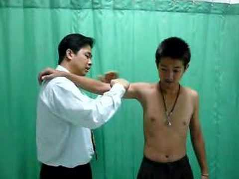 Abduction Inferior Stability Examination