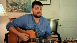 "Andrew Austin ""Carey"" Cover by Joni Mitchell - Front Porch Session #3"