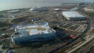 Олимпиада в Сочи-2014, Стадионы Сочи-2014..