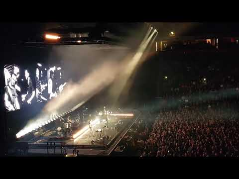 SNOW PATROL LIVE @ MANCHESTER ARENA-30-01-2019