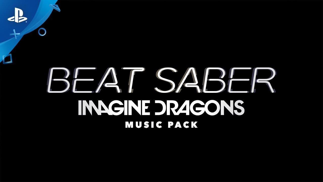 Il music pack degli Imagine Dragons arriva oggi su Beat Saber