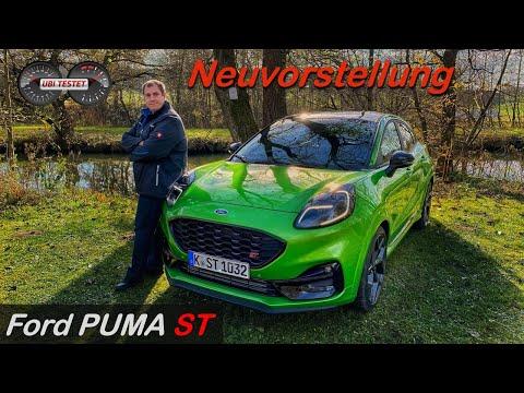 Ford Puma ST - Der bessere Ford Fiesta ST?! | Review - Test - Fahrbericht