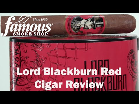 Lord Blackburn Red By Plasencia video