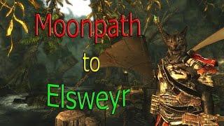 Skyrim (Квестовый мод: Moonpath to Elsweyr) #1