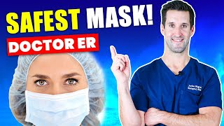 WHICH CORONAVIRUS FACE MASK SHOULD YOU WEAR?! | Best COVID-19 Face Masks | Doctor ER