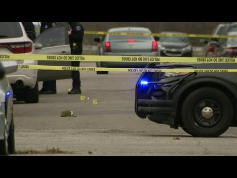 Four shot, one killed on Detroit's east side
