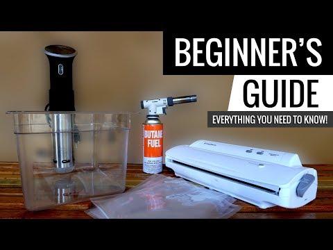 Sous Vide Beginner's Guide | Sous Vide Everything