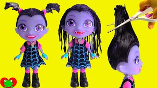 Vampirina Disney Jr. Haircut and Style