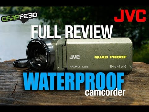 FULL REVIEW: JVC Everio R WATERPROOF camcorder