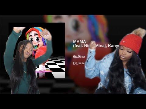 MAMA (feat. Nicki Minaj, Kanye West) REACTION | NATAYA NIKITA