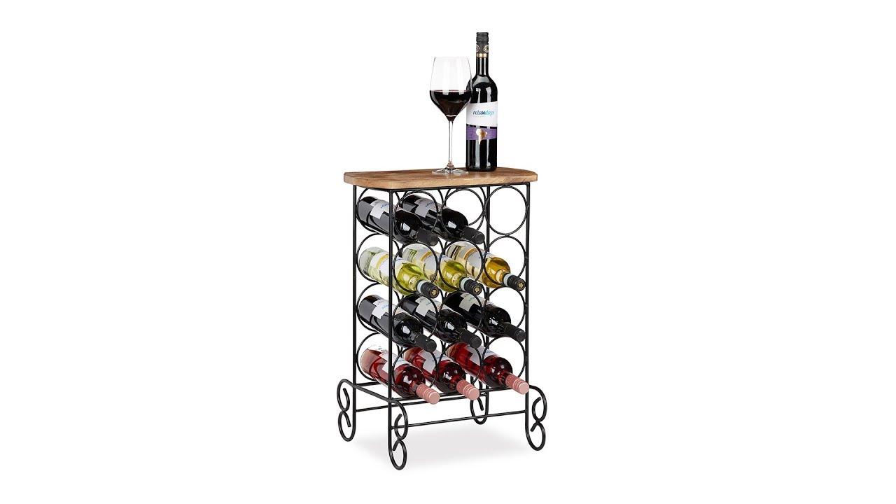 Video von: Design Weinregal für 12 Flaschen