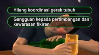 MyHEALTH  Kesan Alkohol Kepada Mental Dan Fizikal Manusia