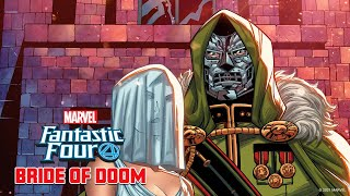 FANTASTIC FOUR #32 - THE BRIDE OF DOOM Trailer   Marvel Comics