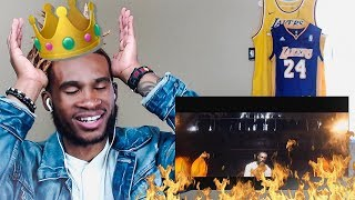 STORMZY   CROWN (OFFICIAL PERFORMANCE VIDEO) REACTION VIDEO