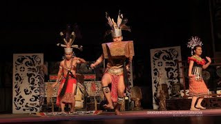 Show Dance | Sarawak Culture Village | Malaysia