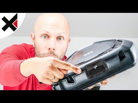 AEG RX9 Saugroboter mit Kamera & Zimmerkarte Review | iDomiX