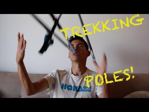 Black Diamond Distance Carbon Z Trekking Poles Review | Vo2max Productions