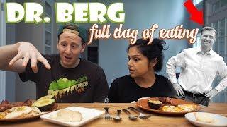 Full Day of Eating Like Dr Berg | Dr Berg Keto Guidelines