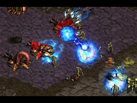 Bisu (P) v Jaedong (Z) on Fighting Spirit- StarCraft  - Brood War REMASTERED 2019