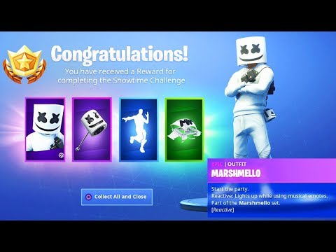 Fortnite, live Event Marshmello in arrival: date, time, challenges