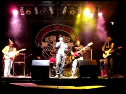 CIDADE REFUGIO BLUES BAND - Blues da Cidade (ao vivo em Caçapava-SP)