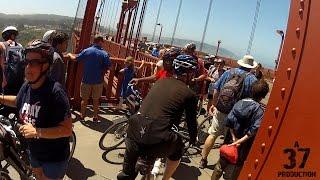 Golden Gate Bridge, 3 Minute Timelapse