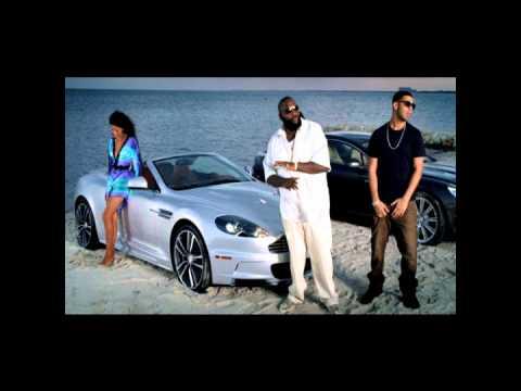 Rick Ross ft Drake & Chrisette Michele - Aston Martin Music (Extended) Lyrics in description