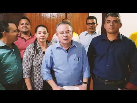 Zequinha Marinho: Em visita a Cidade de Anajás, o coração do Marajó!