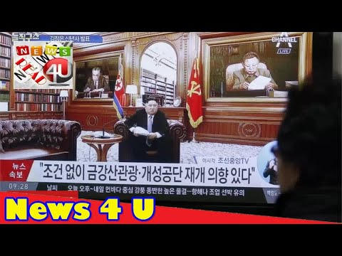 Kim Jong-un warns of 'change in direction'
