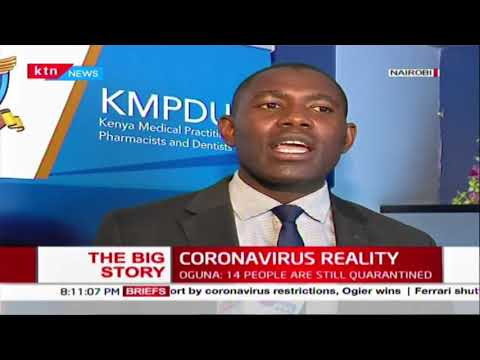 The Big Story: Corona-virus reality - 3 cases have been confirmed in Kenya