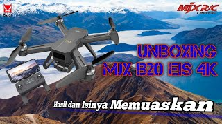 MJX B20 Eis 4K Unboxing