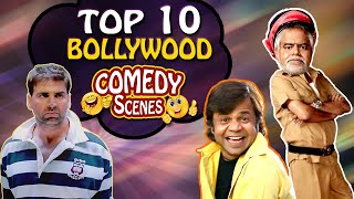 Bollywood Best Comedy Scenes - Top 10 Bollywood Comedy - Akshay Kumar | Rajpal Yadav | Kader Khan