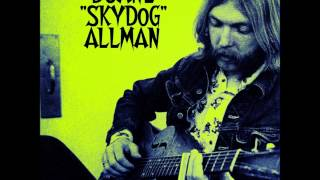 """Duane Allman & Ronnie Hawkins- """"Don't Tell Me Your Troubles"""""""