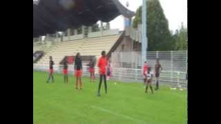 preview picture of video 'Team Pierre Sémard Bobigny Rugby'