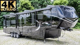 TOP 5: NEW LUXURY TRAILERS 2019 | Must Watch Travel Trailers