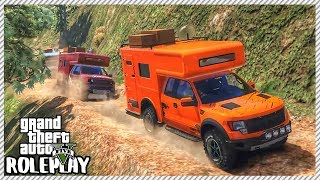 GTA 5 Roleplay - OFFROAD CAMPING TRIP | RedlineRP #70