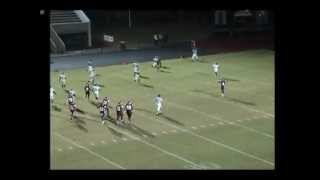 preview picture of video '#3 Athlete Josh Butler Warwick Football 2011'